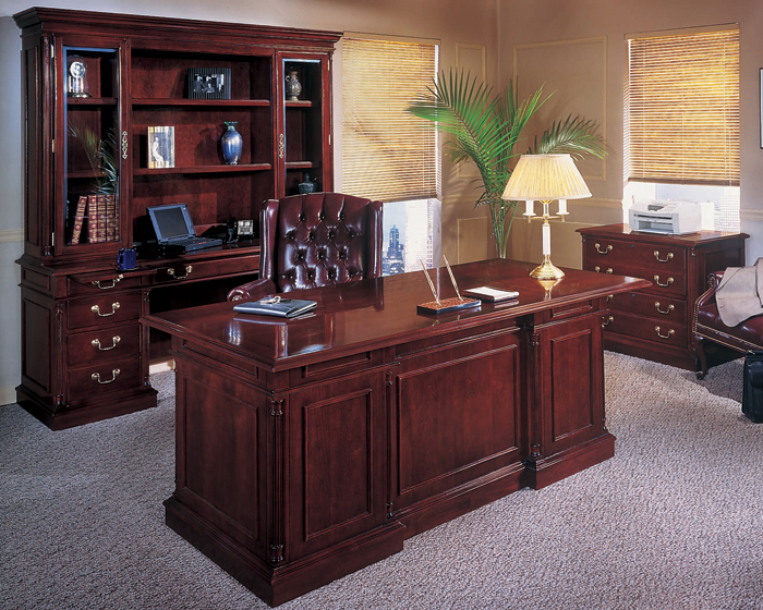 Executive Office Furniture: DMI Office Furniture